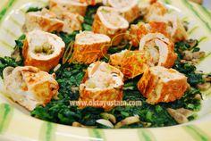 Sebzeli Tavuk Dolması   Oktay Ustam Yemek Tarifleri Web Sitesi - Onbinlerce Yemek Tarifi