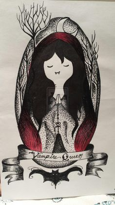 marceline tattoo - Google Search