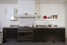 Design keuken - Showroom Keukenstudio Regio Oost.  Gerealiseerd door Keukenstudio Regio Oost te Rijssen - www.keukenstudio.nl