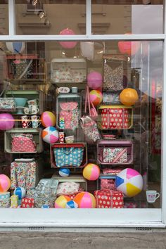 Cath Kidston in Notting Hill / Oh Joy Goes to London