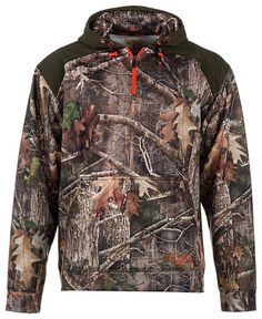 RedHead 1/4-Zip Hoodie for Men | Bass Pro Shops: The Best Hunting, Fishing, Camping & Outdoor Gear