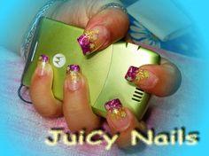 Short Acrylic Nail Designs Ideas | Nail Art from Romania :: Nail Art Design From CoolNailsArt