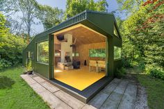 Thoreau's Cabin, The Netherlands by cc-studio