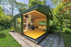Galeria de Cabana de Thoreau / cc-studio - 1