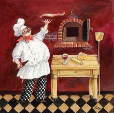 Pizza Pie by Gloria Eriksen