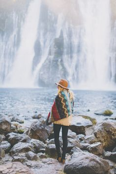 Who says you can't go chasing waterfalls? #AdventureTime @Kiwi Collection