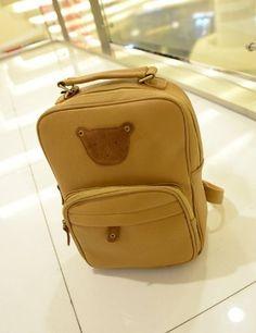 New sell Meng Winnie quality PU leather handbag shoulder casual Korean hot Backpack random color TGLOE, http://www.amazon.co.uk/dp/B00CTCB5W4/ref=cm_sw_r_pi_dp_eMAZrb0DGB2YN