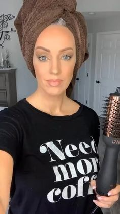 Miranda Parker is using the Le Volume to blow dry and get sleek voluminous hair! The Le Volume is like having a volumizing round brush and a high speed hair dryer in one tool. Check out the huge SALE going on now. Pretty Hairstyles, Bob Hairstyles, Hairstyles Videos, Everyday Hairstyles, Wedding Hairstyles, Protective Hairstyles, Hairdos, Natural Hairstyles, Protective Styles