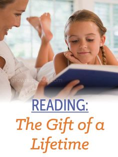Reading: The Gift of a Lifetime - Grown Ups Magazine - Why spending even five minutes of reading-time into your child's day can have long-lasting benefits.