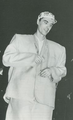 "I love ""Stop Making Sense"" w/ David Byrne.  His books are cool, too."