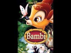 Bambi (1942) Full Movie