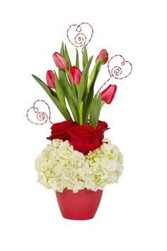 Flowers Gift Bouquet Valentines Floral Arrangements 36 Ideas For 2019 Valentines Flowers, Valentine Day Crafts, Flower Studio, Flower Art, Flower Girls, Valentine's Day Flower Arrangements, Gift Bouquet, Bouquet Wedding, Arte Floral