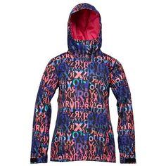 Roxy American Pie Snowboard Jacket - Womens 2014