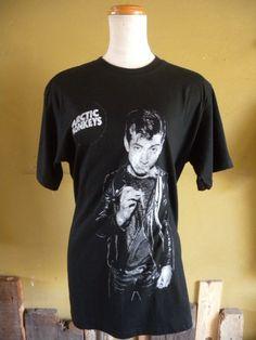 アークティック・モンキーズ(Arctic Monkeys)Tシャツ 黒