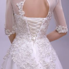 Qian Qian wedding dress 2014 new winter models of luxury European and American fashion lace long-sleeved long trailing wedding Bra