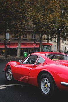 themanliness:  Ferrari Dino | Source | MVMT | *sigh