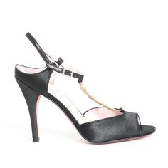 Pryor Heel - Black  Corso Como