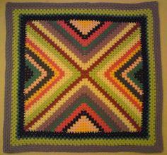 Cot blanket by Frankie.