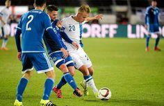 Irlanda del Norte alarga su fiesta con el primer puesto del grupo F - Irlanda del Norte empató 1-1 con Finlandia en la última jornada de la fase de grupos de clasificación para la Eurocopa y cerró con el primer puest...