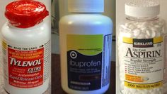 FDA Admits: Ibuprofen, Aspirin and OTC Painkillers Can Cause Deadly Heart Attacks and strokes!