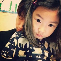 """In a recent interview, hip-hop trio Epik High shared their thoughts about family. When asked about his lovable daughter, LeeHaru, Tablo said, """"Haru is well. She's going to kindergarten. There is nothing that stands out in particular but I'm grateful that she's growing up well."""" """"Sharing is in her b..."""