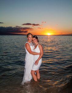 Oaho lesbian wedding