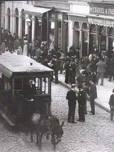 1896 - Rua 15 de Novembro.São Paulo