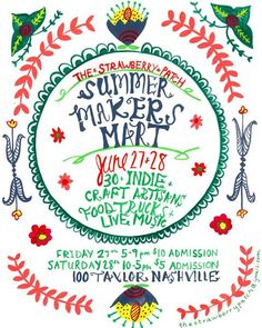 The Barn Sale Business - The Strawberry Patch Summer Market