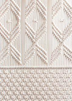 Macrame Owl, Nautical Gifts, Large Macrame Wall Hanging, Macrame Design, Macrame Patterns, Artsy Fartsy, Weaving, Etsy Shop, Crafty