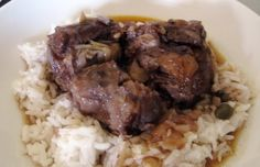 Cuban in the Midwest: Rabo Encendido - Cuban Oxtail Stew Oxtail Stew, Cuban Dishes, Cuban Culture, Cuban Cuisine, Salsa Picante, Cuban Recipes, International Recipes, No Cook Meals, Cravings