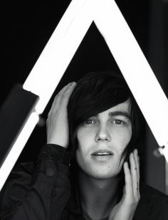 Kellin!! He's just so pretty I can't even.... <3