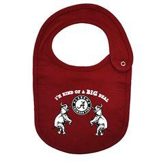 Alabama - Baby Bib - Christmas Gift - I drool Crimson and ...