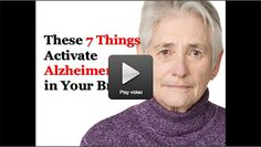 Could you be on the fast track to Alzheimer's — or another brain disease such as Parkinson's, memory loss, or dementia? Brain degenerative diseases that used to be seen in the 70 to 80 age group are now showing up in 50 to 60-year-olds — and sometimes as early as the 30's and 40's. And …