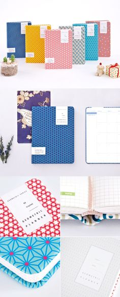 It is a wonderful planner and notebook! This dateless planner allows you to write down your plans and projects to manage them effectively. Also, 129 note pages mean all your writing needs are covered! The beautifully designed cover makes this planner very attractive and will make you want to carry it at all times!