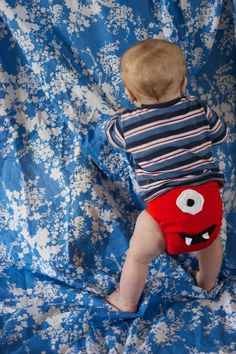 Muno Cloth Diaper!