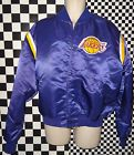For Sale - VINTAGE 1980'S STARTER SATIN LOS ANGELES LAKERS JACKET MENS SIZE XL NICE L@@K - See More At http://sprtz.us/LakersEBay
