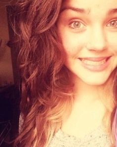 Caitlin!!! Shes gorgeous :) looks a lot like pezzie