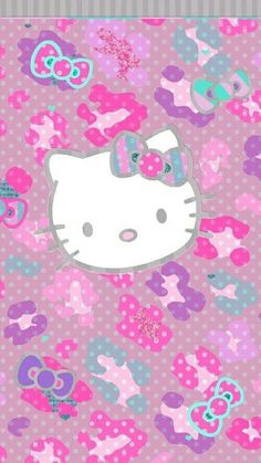 Wallpaper iphone cute disney backgrounds hello kitty 48 ideas for 2019 Hello Kitty Backgrounds, Hello Kitty Wallpaper, Wallpaper Iphone Cute, Cute Wallpapers, Heart Wallpaper, Iphone Wallpapers, Hello Kitty Art, Hello Kitty Pictures, Keroppi Wallpaper