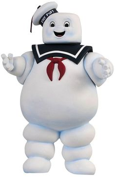 Diamond select toys Ghostbusters Stay Puft Marshmallow Man Bank…