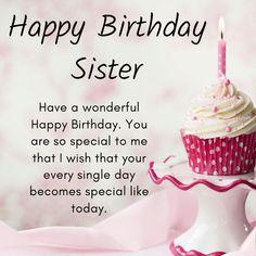 Happy Birthday Sister Messages, Happy Birthday Didi, Happy Birthday Little Sister, Birthday Greetings For Sister, Happy Birthday Wishes Photos, Birthday Wishes For Sister, Happy Birthday Quotes For Friends, Happy Birthday Wishes Cards, Birthday Images