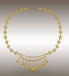 Ilias Lalaounis necklace from the Minoan & Mycenaean collection
