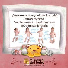 Mi Manual Del Bebé Mimanualdelbebe Perfil Pinterest