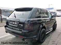 eBay: 2010 Land Rover Range Rover Sport SE 3.0 TD V6 Auto Damaged Salvage #carparts #carrepair