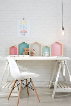 mommo design: DESKS FOR KIDS