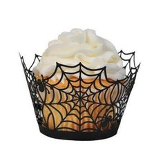 Halloween Cupcake Wrappers 12 Units