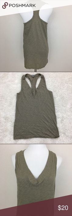 Selling this James Perse Racer Back Tank LA size 2 on Poshmark! My username is: javagurl777. #shopmycloset #poshmark #fashion #shopping #style #forsale #James Perse #Tops