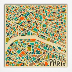 Abstract City Maps - Design - ShortList Magazine