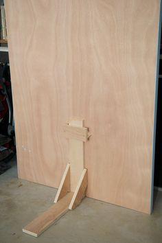 Image result for diy wood backdrop assembly