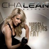 Chalene Johnson.  I love ChaLEAN Extreme -- my favorite fitness program!