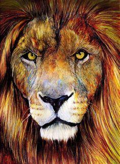 The Lion 2 by LevonHackensaw.deviantart.com on @DeviantArt